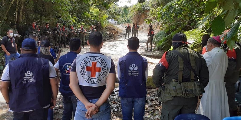 image for ELN libera a secuestrados en el Catatumbo