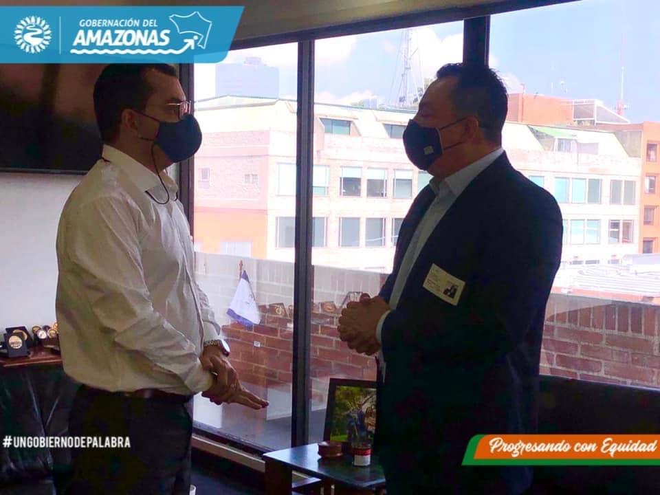 image for Gobernador se reúne con el presidente de SAE
