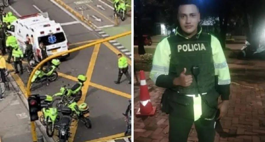 image for Policía confirma que patrullero fue asesinado por venezolanos