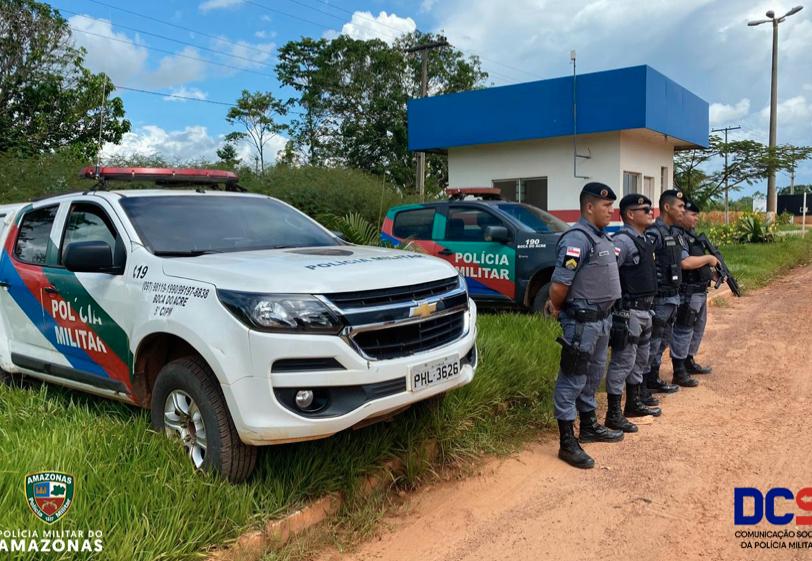 image for Policia Militar realiza a Operação Guardiões da Fronteira