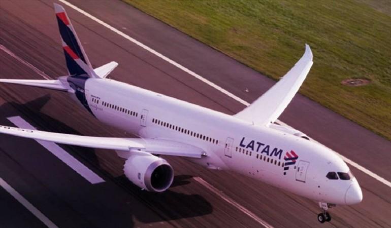 image for Reinicio de operación en Perú LATAM Airlines Colombia