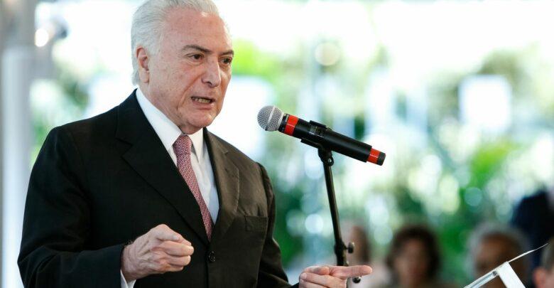 image for Justiça autoriza saída de Michel Temer do Brasil
