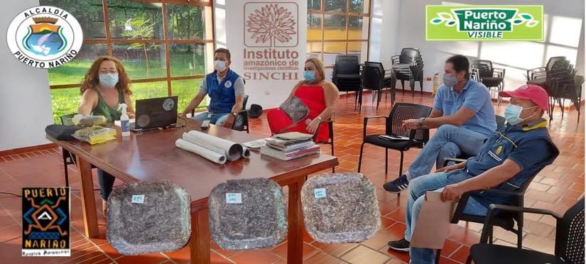 image for Proyecto de bioempaques utilizando la hoja de plátano
