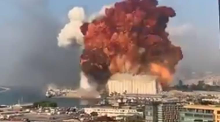 image for Explosión en Beirut en la lupa por presunta actividad nuclear