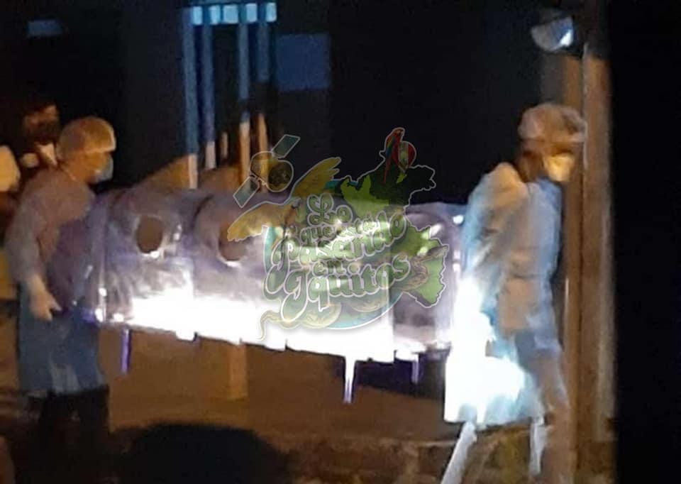 image for Reportan el primer caso positivo de Covid19 en Caballococha