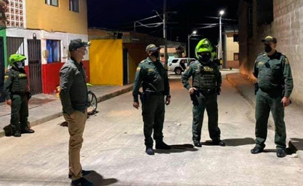image for Nueva masacre en Venecia - Antioquia