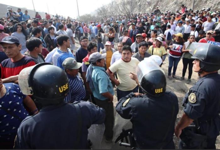 image for Vecinos de Huachipa marcharán para exigir agua potable