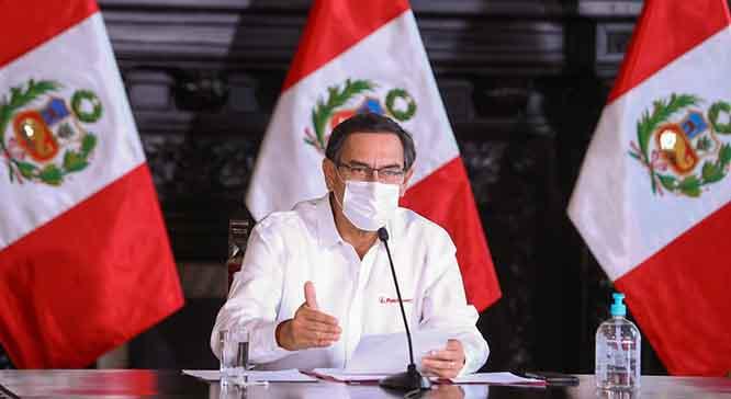 image for Aprueban decreto autorizando reanudación de actividades económicas
