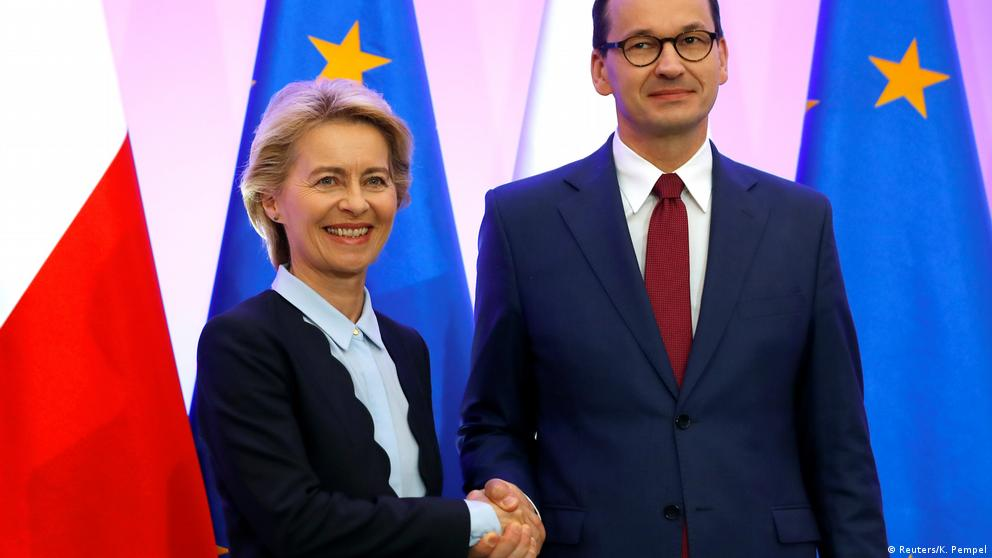image for Brussels will take action against Poland for undermining judicial independence