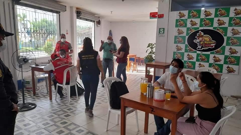 image for OPERATIVO INOPINADO A RESTAURANTES
