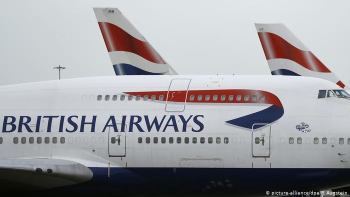 image for Aerolíneas británicas demandarán al gobierno por cuarentena impuesta a viajeros