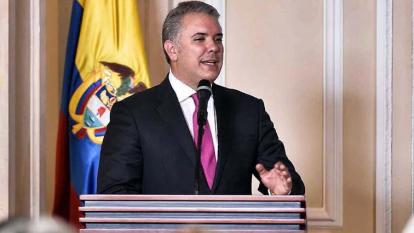 image for Presidente Duque | Esto no va a terminar con la cuarentena nacional
