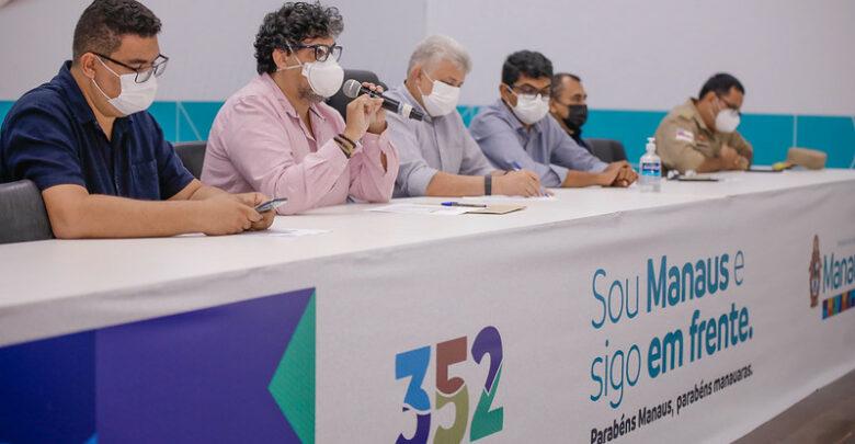 image for Aniversário de 352 de Manaus terá mais de 40 artistas