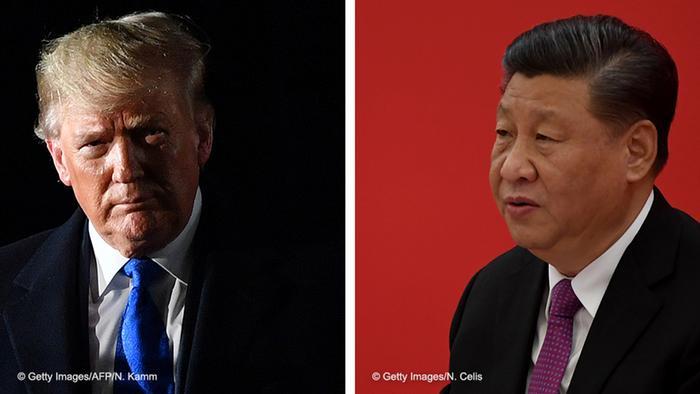 image for Pekín acusa a Trump de utilizar a China para eludir la OMS