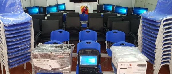 image for Casas de Justicia colombianas reciben donación del Gobierno Chino