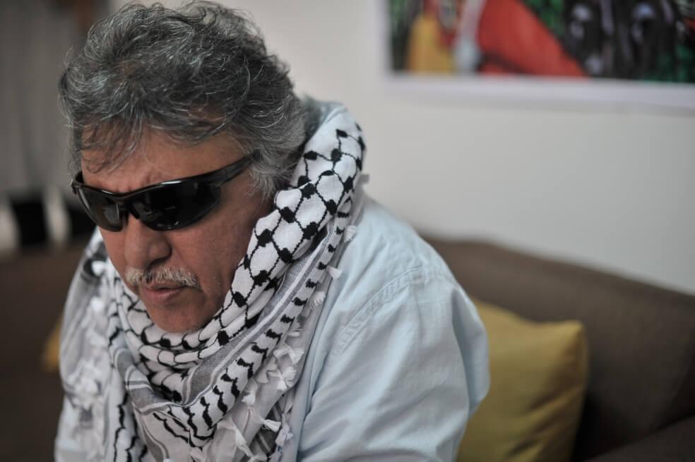 image for Jesús Santrich permanece en cuidados intensivos