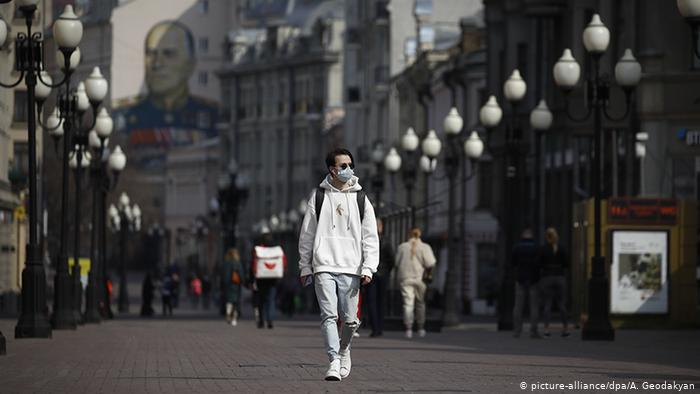 image for Moscú decreta el confinamiento de su población