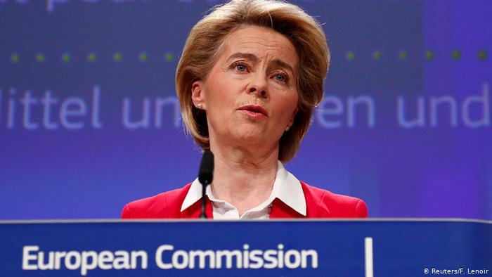 image for UE convocaa donantes para impulsar vacuna contra coronavirus