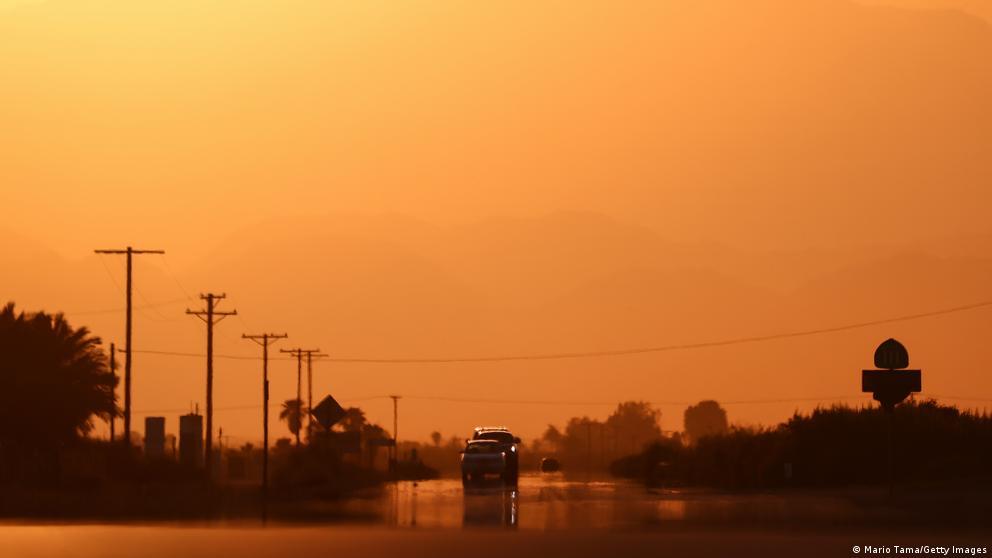 image for Estados Unidos se mantiene en alerta por ola de calor al Oeste