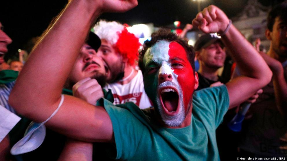 image for Italia gana la Eurocopa en los penales
