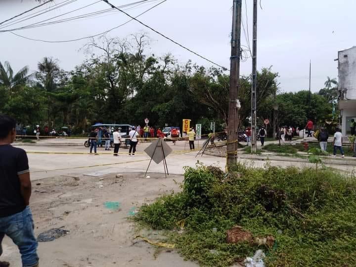 image for Protesta en frente a la Gobernación de Amazonas