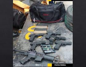 image for Apreende carregamento de armas e munições