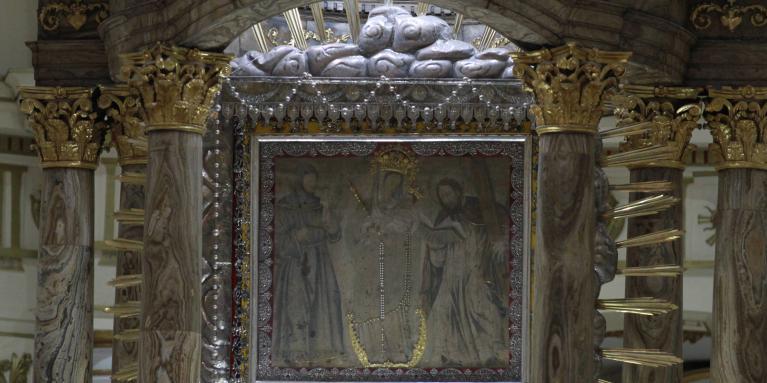 image for Vaticano tendrá un lugar especial para la virgen de Chiquinquirá