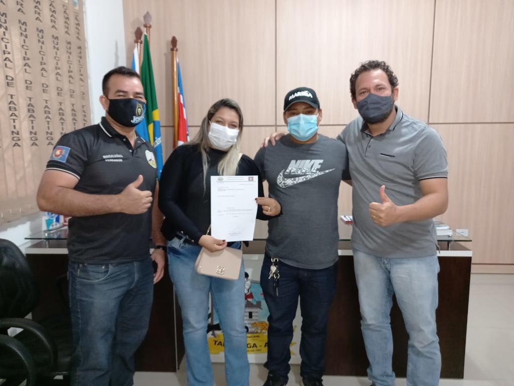 image for Doação de 10 cilindros de oxigênio para a Unidade Hospitalar de Atalaia