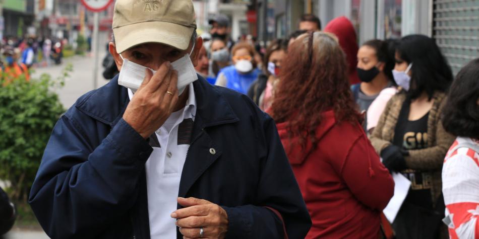 image for Reportan 108 casos nuevos de coronavirus en el pais