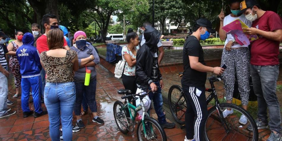 image for Colombia superó los 16 mil contagios