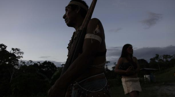 image for Seis rehenes en Ecuador son liberados por Indígenas