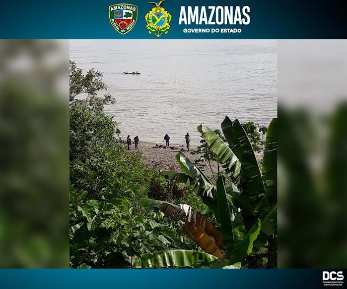 image for PMAM detém quatro homens com drogas
