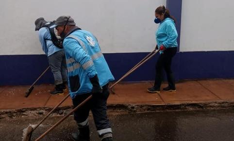 image for Trabajador de limpieza pública del Callao fallece a causa del COVID-19