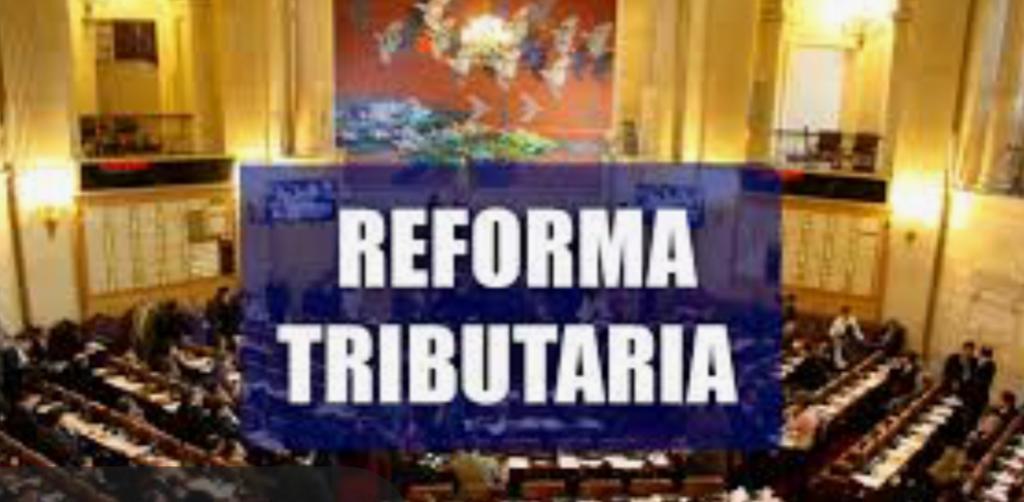 image for Aprobada en primer debate la Reforma tributaria
