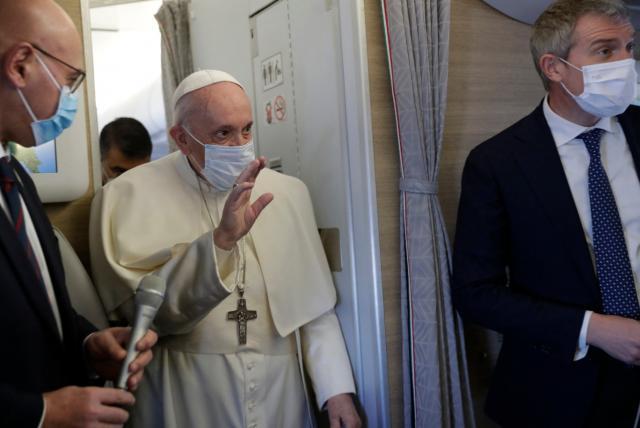 image for Vaticano no puede bendecir uniones de parejas del mismo sexo