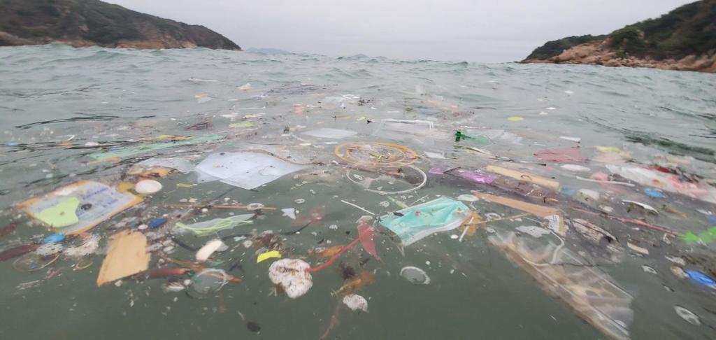 image for Máscaras estão se tornando uma nova fonte de poluição oceânica