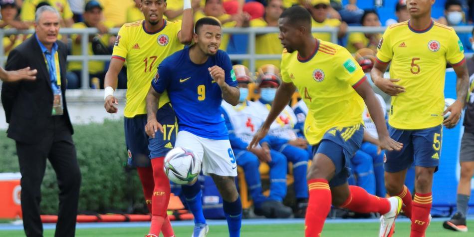 image for Colombia empata en el Metropolitano contra Brasil