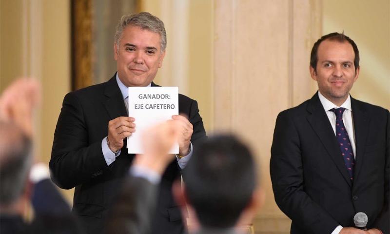 image for Eje Cafetero será la sede de los Juegos Nacionales 2023