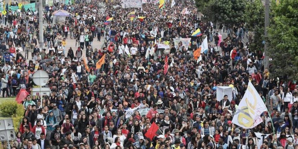 image for Avanzan las protestas de este 21 de enero por el paro nacional