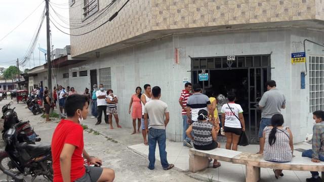 image for Iquitos cumple ocho días de emergencia por coronavirus