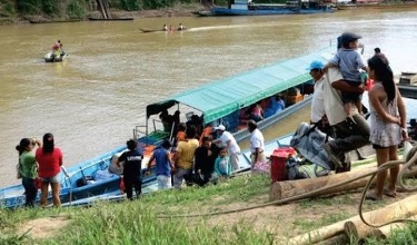 image for Asaltan embarcación fluvial