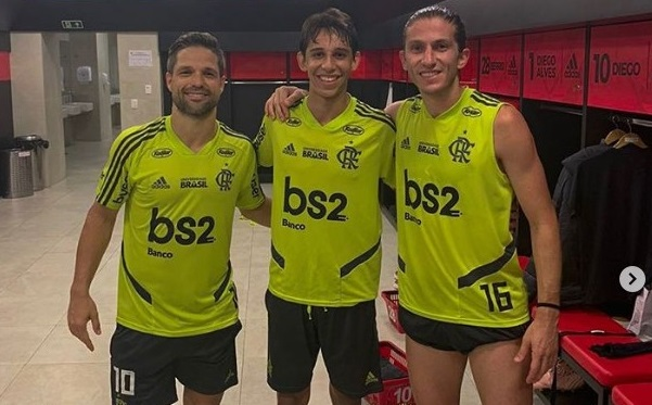 image for Jovem de Benjamin Constant (AM) estréia no Flamengo