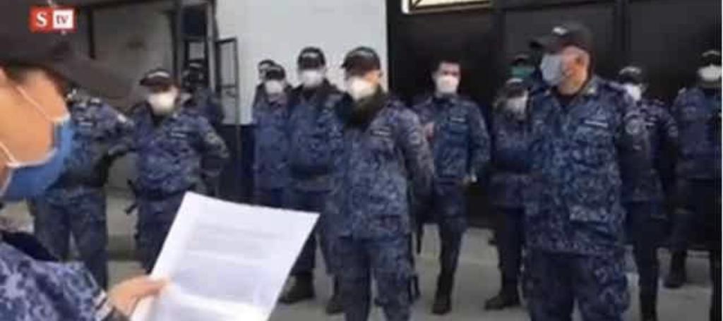 image for Primer caso de covid-19 en cárcel