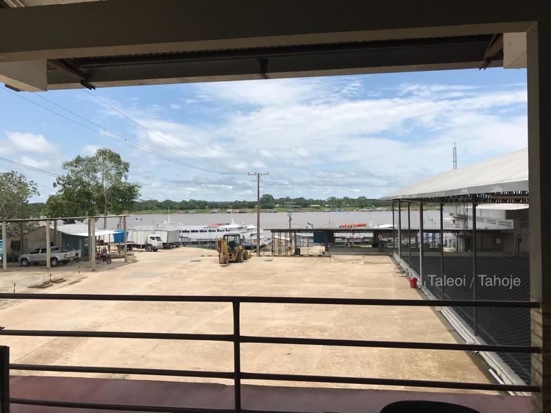 image for Retorna barco a Tabatinga por suspeito tráfico de drogas