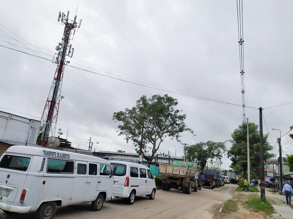 image for Cierran nuevamente frontera entre Tabatinga y Leticia