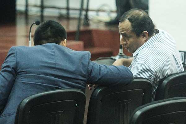 image for Gregorio Santos condenado a 19 años de prisión por corrupción