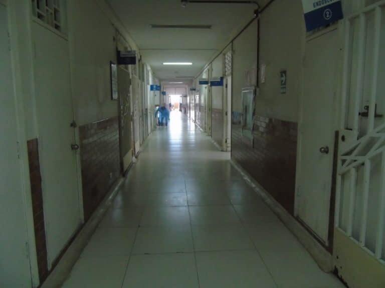 image for Detectan  bacteria intrahospitalaria en hospital regional