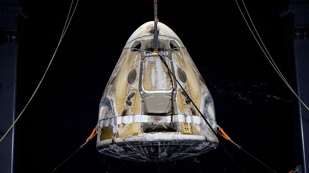 image for Musk ha vuelto a dejar atrás a su competencia en la nueva carrera espacial