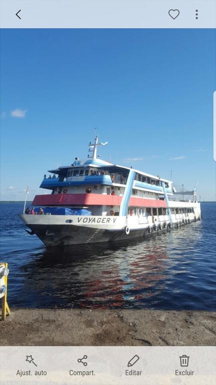 image for N/M VOYAGER  sai hoje de Manaus às 12h com destino à Tabatinga