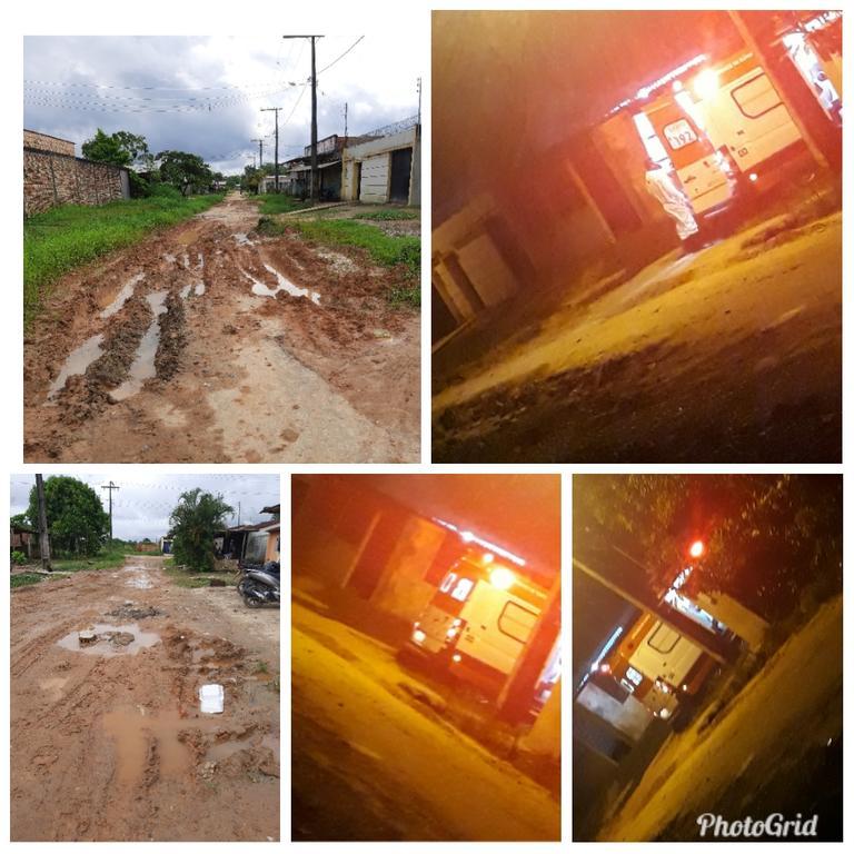 image for Moradores do Bairro Vila Verde não tem acesso a ambulância